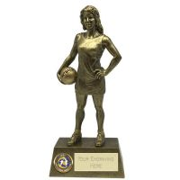 Trophy Netball  </br>A1857C